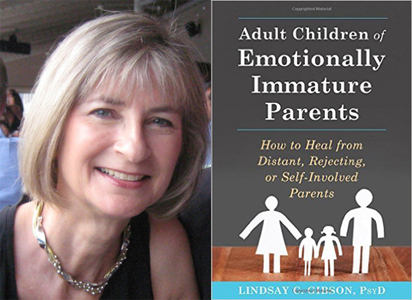 depression emotional immaturity